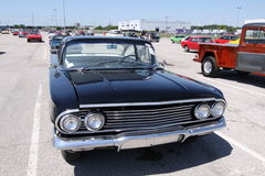 Ford Galaxie coupe Royalty Free Stock Photos