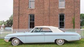 1962 Ford Galaxie Sunliner Στοκ Φωτογραφία