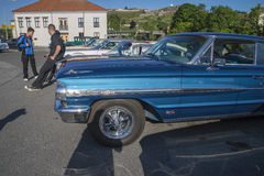 1964 ford galaxie 500 xl 2-door hardtop Royalty Free Stock Photography