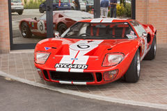Ford GT 40 Photos stock