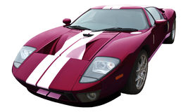 Free Ford GT 40 Royalty Free Stock Image - 25365646