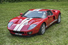Ford GT Fotos de Stock Royalty Free