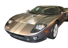 Ford GT Immagine Stock