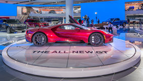 2017 Ford GT Obrazy Stock