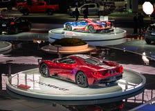 2017 Ford GT Fotografia Stock