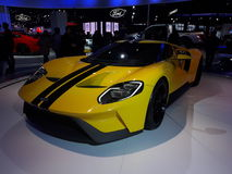 Ford GT Fotografia de Stock Royalty Free