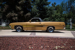ford ranchero gt Stock Photography