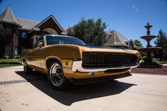 ford ranchero gt Royalty Free Stock Photo