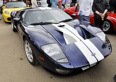 A Ford GT at Chelsea AutoLegends Royalty Free Stock Image