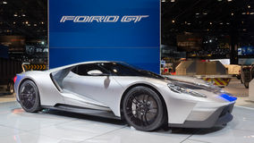 2016 Ford GT Royalty Free Stock Images