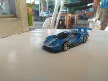 Ford GT compete morre molde imagem de stock