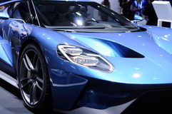 Ford GT Concept Car Stock Image