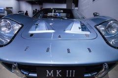 1967 Ford GT40 fläck III Arkivbild