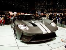 Ford GT Genève 2017 Photos stock