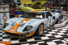 Ford gt golf Royaltyfri Foto