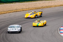 Ford GT40 Royalty Free Stock Images