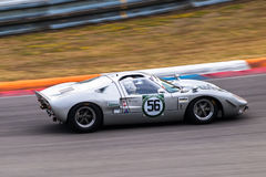 Ford GT40 Stock Photo