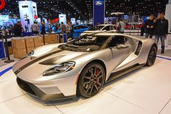 2019 Ford GT Royalty Free Stock Photography