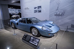 1967 Ford GT40 Mark III Royalty Free Stock Image