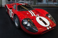 1967 Ford GT40 MkIV Photographie stock