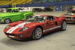 Ford gt Stock Images