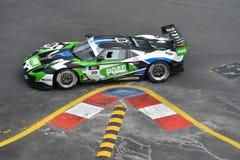 Ford GT nel Gran Premio della città Immagini Stock