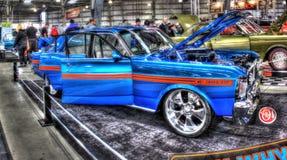 Ford 351 gt på skärm Royaltyfri Foto