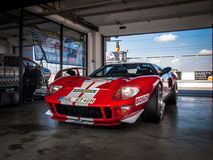 Ford GT40 racing car Royalty Free Stock Image