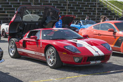Ford gt 40 Stock Photo