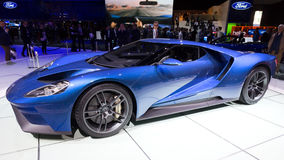 Ford GT sports car Stock Images