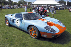 Ford GT40 Royalty Free Stock Photos