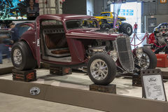 Ford Hot Rod Lizenzfreies Stockfoto