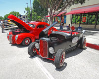 Ford Hot Rods Stock Images