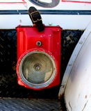 Ford Howard Cooper Fire Engine Lantern 1940 Fotografia Stock
