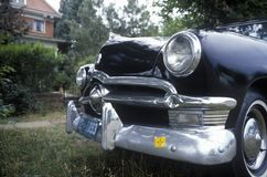 1948 Ford i Las Vegas, Nevada Royaltyfri Fotografi
