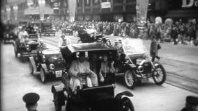 Ford Inny & model przejażdżka Przez miasta - rocznik 8mm zbiory