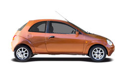 Ford Ka isolated on white Stock Photography