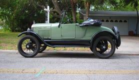 Ford-Kabriolett 1927 Lizenzfreies Stockbild