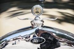 Ford kapiszonu ornament - Stary Obraz Royalty Free