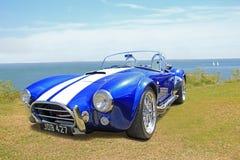 Ford kobra sportscar Obrazy Royalty Free