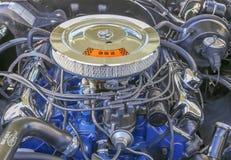 Ford 352 kubiktummotor Arkivbild