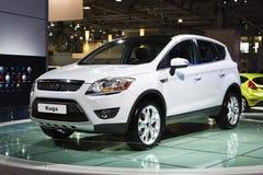 Ford Kuga in Moskau Internatio Stockbild