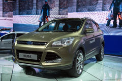 Ford Kuga - russian premiere Stock Images