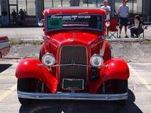 Ford-Kupee 1932 Stockbild