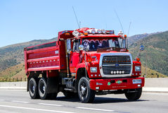 Ford L8000 Royalty Free Stock Images