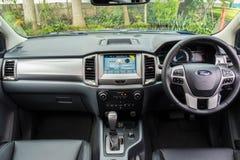 Ford leśniczego mistrza wydania 2017 wnętrze Obrazy Royalty Free