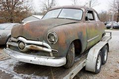Ford-Limousine 1949 Lizenzfreie Stockfotos