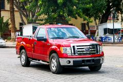 Ford Lobo royalty free stock photography