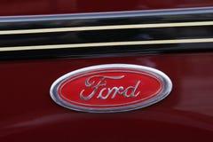 Ford loga samochód Obraz Royalty Free