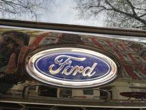 Ford Logo Arkivbild